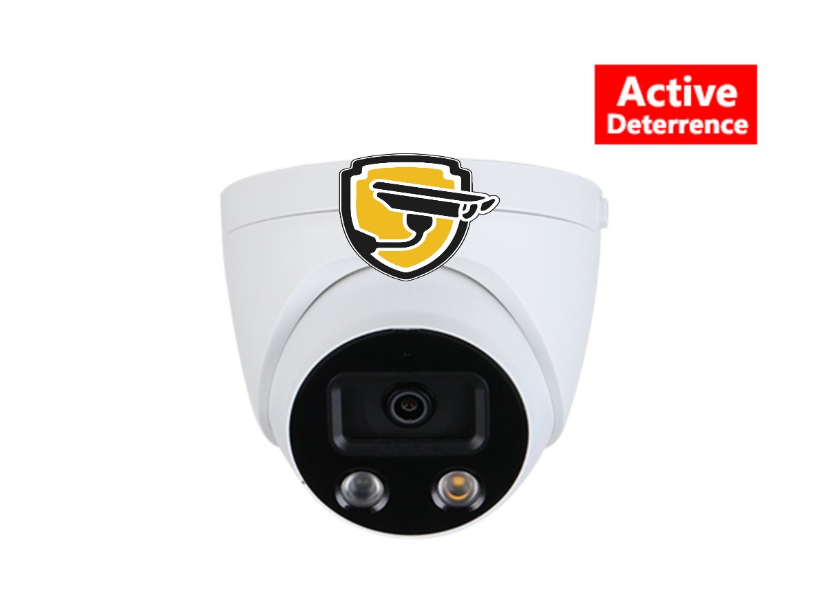 5MP Active Deterrence Camera