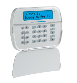 Wireless PowerG Keypad