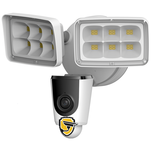 2MP Wifi Floodlight Camera