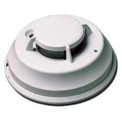 Wireless Smoke/Heat Detector