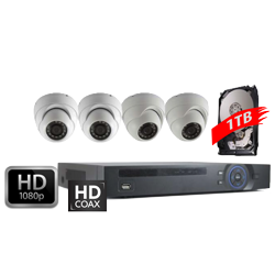 HD DVR Kits